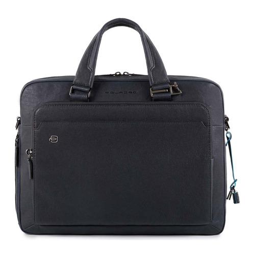 Сумка Piquadro Black Square CA4027B3/BLU синий натур.кожа сумка piquadro ca4027b3 синий