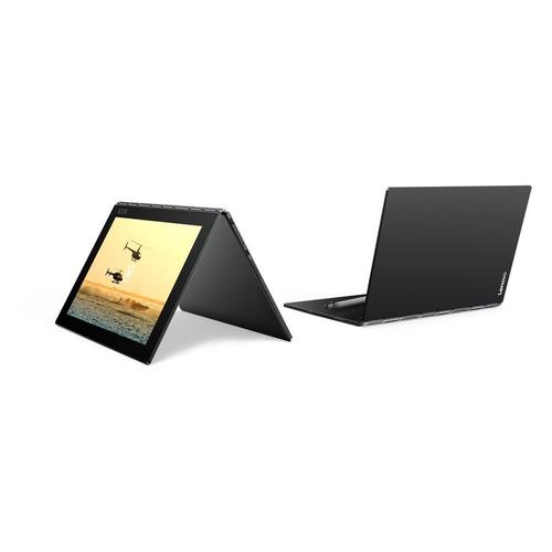 Планшет LENOVO Yoga Book YB1-X90F, 4GB, 64GB, Android 6.0 черный [za0v0238ru] сенсорный экран для lenovo yoga 10 b8080 b8080 f b8080 h b8080