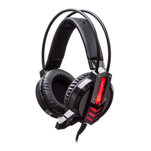 Фото - Гарнитура игровая OKLICK HS-L450G ARROW, для компьютера, мониторные, черный гарнитура игровая oklick hs l330g nightmare для компьютера мониторные черный [n 6]