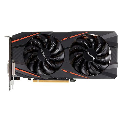Видеокарта GIGABYTE AMD Radeon RX 580 , GV-RX580GAMING-8GD, 8Гб, GDDR5, OC, Ret