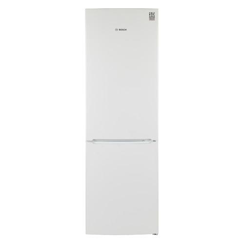 Холодильник BOSCH KGV36NW1AR, двухкамерный, белый холодильник bosch kgn39xg34r двухкамерный золотистый