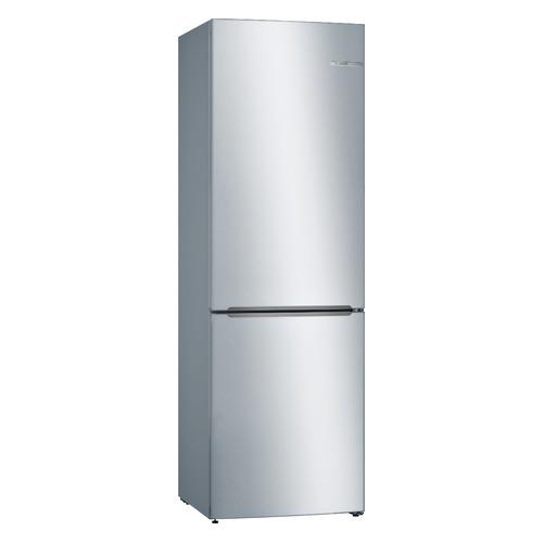 лучшая цена Холодильник BOSCH KGV36XL2AR, двухкамерный, нержавеющая сталь