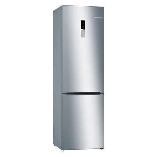 Холодильник BOSCH KGE39XL2AR, двухкамерный, нержавеющая сталь цена и фото