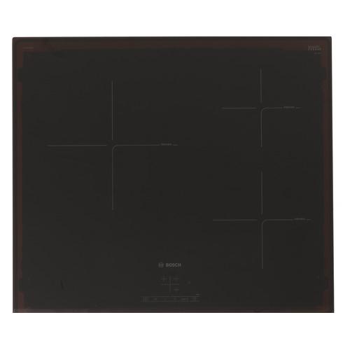 Индукционная варочная панель BOSCH PUC631BB1E, индукционная, независимая, черный цена и фото