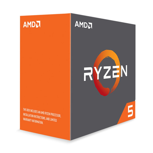 Процессор AMD Ryzen 5 1600X, SocketAM4, BOX (без кулера) [yd160xbcaewof]