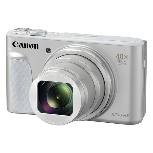 Фото - Цифровой фотоаппарат CANON PowerShot SX730HS, серебристый белый экран для iphone 4 ассамблея gsm инструментов новых горячих продажи жк дисплей