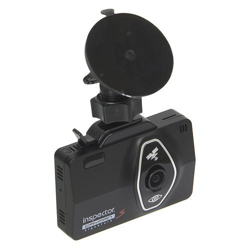 цена на Видеорегистратор с радар-детектором Inspector CAYMAN S Signature черный