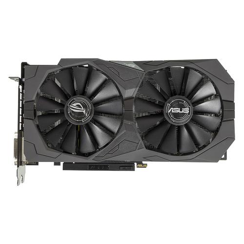 Видеокарта ASUS AMD Radeon RX 570 , ROG-STRIX-RX570-4G-GAMING, 4Гб, GDDR5, OC, Ret недорого