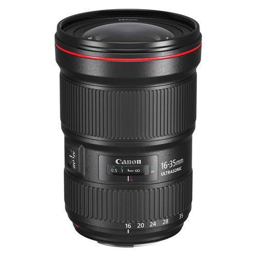 Фото - Объектив CANON 16-35mm f/2.8L EF III USM, Canon EF [0573c005] объектив canon ef 16 35mm f 2 8l iii usm черный