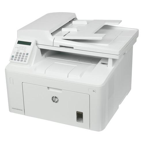 Фото - МФУ лазерный HP LaserJet Pro M227fdn, A4, лазерный, белый [g3q79a] мфу лазерный hp color laserjet pro m479fnw a4 цветной лазерный белый [w1a78a]