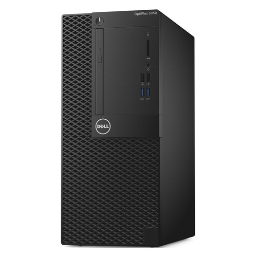 Компьютер DELL Optiplex 3050, Intel Core i3 6100, DDR4 4Гб, 500Гб, Intel HD Graphics 530, DVD-RW, Linux, черный [3050-0337] цены онлайн