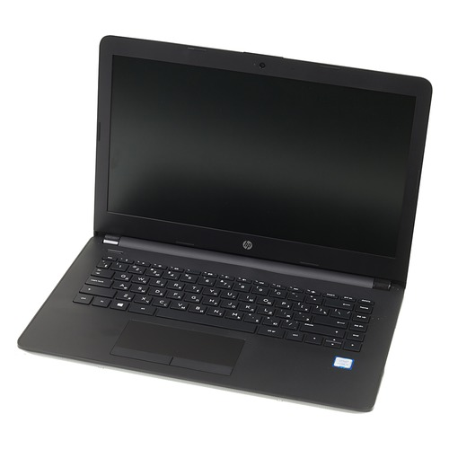 Ноутбук HP 14-bs026ur, 14, Intel Core i3 6006U 2ГГц, 4Гб, 500Гб, Intel HD Graphics 520, DVD-RW, Free DOS, 2CN69EA, черный fiscal end aluminum fanless embedded computer with i3 3217u 6com 4g ram onboard 2 intel lan support wake on lan dual 24bit lvds