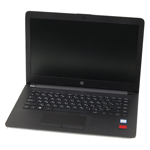 Ноутбук HP 14-bs024ur, 14, Intel Core i5 7200U 2.5ГГц, 6Гб, 1000Гб, AMD Radeon 520 - 4096 Мб, DVD-RW, Windows 10, 2CN67EA, черный ноутбук hp 14 bs024ur 2cn67ea core i5 7200u 6gb 1tb amd 520 4gb 14 0 dvd win10 black
