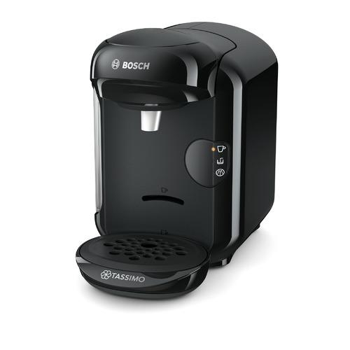 Капсульная кофеварка BOSCH Tassimo TAS1402, 1300Вт, цвет: черный цена и фото