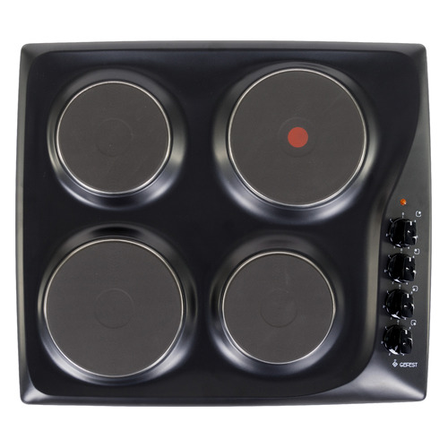 Варочная панель GEFEST ЭС В СВН 3210 К21, электрическая, независимая, черный цена и фото