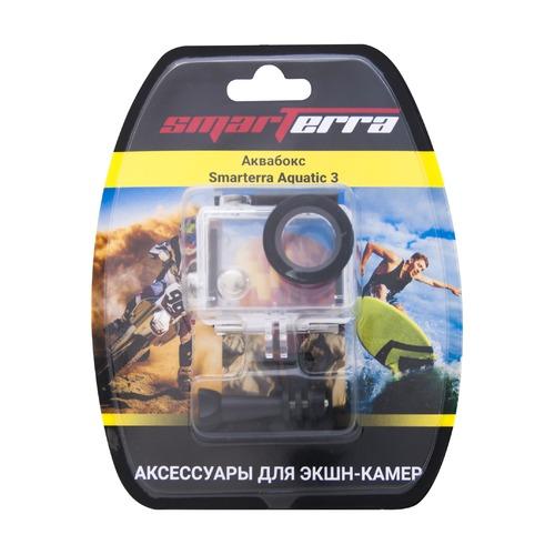 Бокс для подводной съемки SMARTERRA Aquatic 3, для экшн-камер Smarterra B3/W3/GoPro Hero [a3001b]  - купить со скидкой