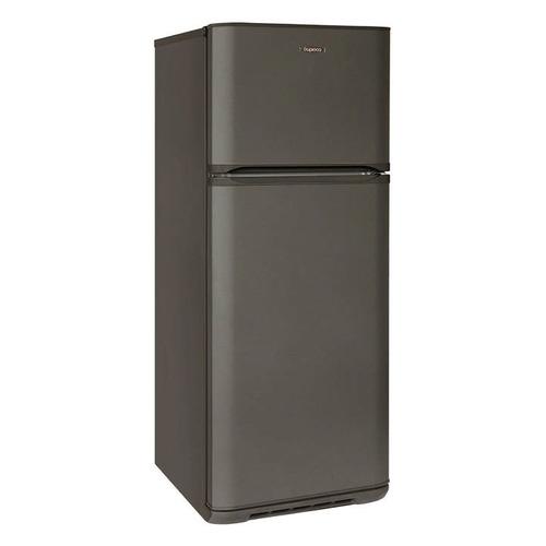 Холодильник БИРЮСА Б-W136, двухкамерный, графит холодильник бирюса б m360nf двухкамерный нержавеющая сталь