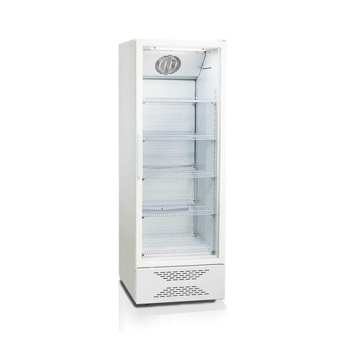 Холодильная витрина БИРЮСА Б-460N, однокамерный, белый