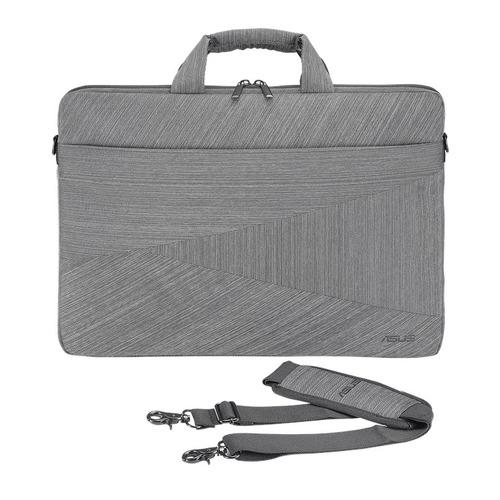 "Сумка для ноутбука 15"" ASUS ARTEMIS BC250, серый [90xb0410-bba000]"
