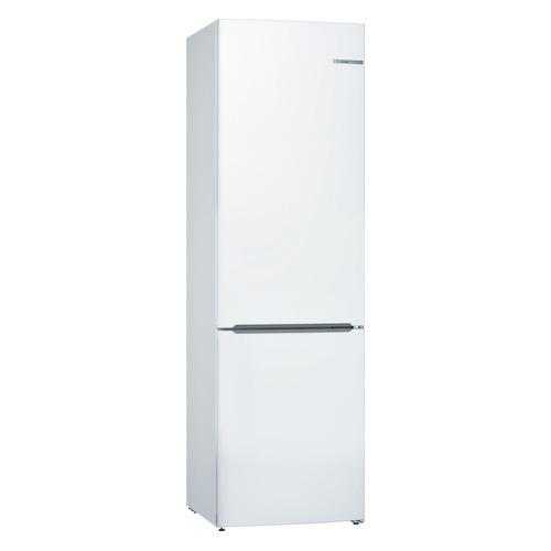 Холодильник BOSCH KGV39XW22R, двухкамерный, белый холодильник bosch kgn39xg34r двухкамерный золотистый