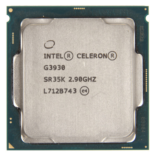 Процессор INTEL Celeron G3930, LGA 1151 OEM partaker elite z13 15 inch made in china 5 wire resistive touch screen intel celeron 1037u oem all in one pc with 2 com