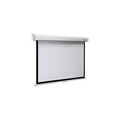 лучшая цена Экран Digis Space DSSM-162806, 280х280 см, 16:9, настенно-потолочный