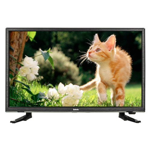 "LED телевизор BBK 22LEM-1027/FT2C ""R"", 22"", FULL HD (1080p), черный цена и фото"