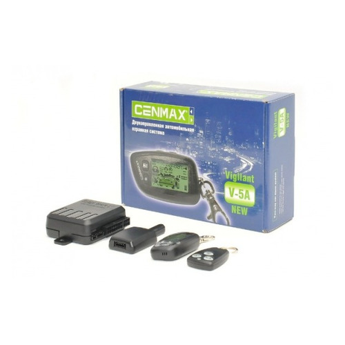 цена на Автосигнализация CENMAX Vigilant V-5A [vigilant v5 a]