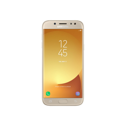 Смартфон SAMSUNG Galaxy J5 (2017) 16Gb, SM-J530FM/DS, золотистый