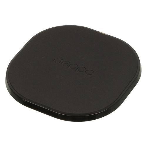 лучшая цена Беспроводное зарядное устройство DEPPA Qi Fast Charger, 1.1A, черный