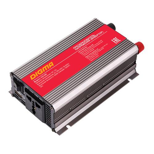 Преобразователь напряжения DIGMA DCI-500 биметаллический радиатор rifar рифар b 500 нп 10 сек лев кол во секций 10 мощность вт 2040 подключение левое