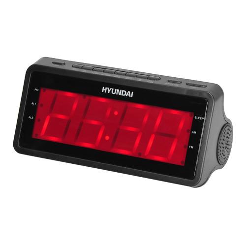 цена на Радиобудильник HYUNDAI H-RCL140, черный