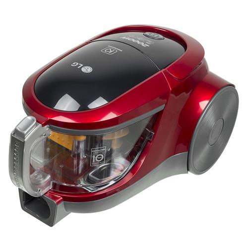 Пылесос LG VK76A09NTCR, 2000Вт, красный VK76A09NTCR по цене 6 840