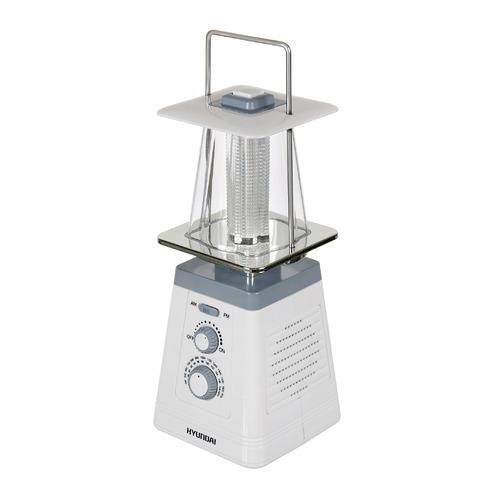 Радиоприемник HYUNDAI H-RLC150, белый цена и фото