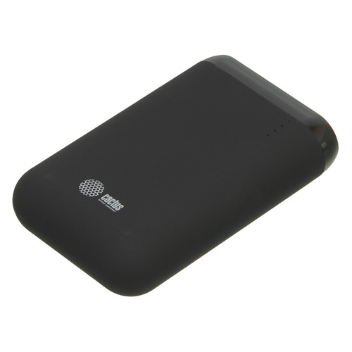 Внешний аккумулятор CACTUS CS-PBHTST-7800, 7800мAч, черный  - купить со скидкой