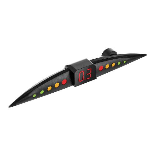 Фото - Парковочный радар DIGMA DCK-110, черный парковочный радар digma dck 100w 4 датчика 22мм белый