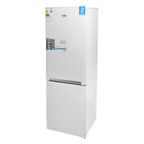Холодильник BEKO RCNK270K20W, двухкамерный, белый