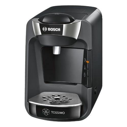 Капсульная кофеварка BOSCH Tassimo TAS3202, 1300Вт, цвет: черный цена и фото