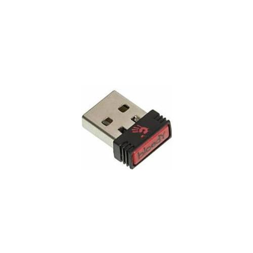 Ресивер USB A4 R-series черный gaming mouse a4 bloody warrior rt7 rt70