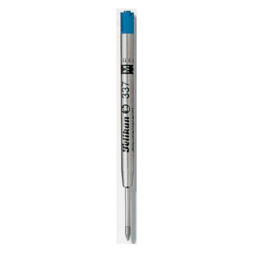 Стержень шариковый Pelikan 337 M (PL915439) M синие чернила ручка роллер pelikan office twist standard r457 pl804202 сливовый неон m