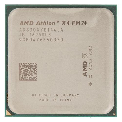 Процессор AMD Athlon II X4 830, SocketFM2+, OEM [ad830xybi44ja] 830 по цене 1 490