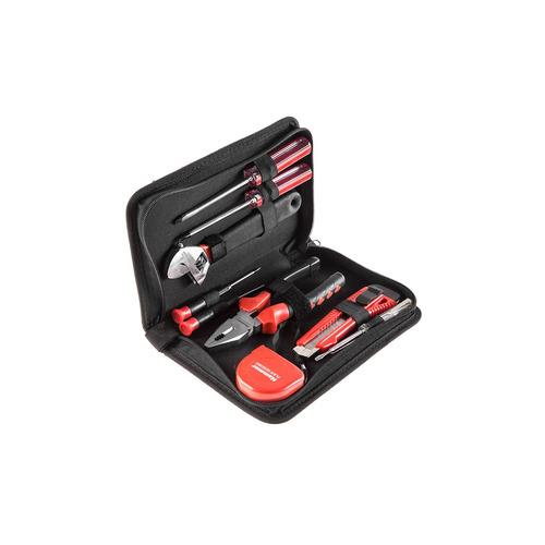 Набор инструментов HAMMER Flex 601-035, 9 предметов [400842] набор wester тепловая пушка tg 35000 набор инструментов 601 035 9 предметов