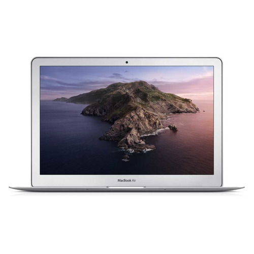Ноутбук APPLE MacBook Air MQD32RU/A, 13.3, Intel Core i5 5350U 1.8ГГц, 8Гб, 128Гб SSD, Intel HD Graphics 6000, Mac OS X El Capitan, MQD32RU/A, серебристый ноутбук apple macbook mid 2017 12 mnyj2 ru a retina core i5 1 3 ггц 8 гб 512 гб flash hd 615 серебристый