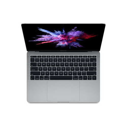 "Ноутбук APPLE MacBook Pro MPXQ2RU/A, 13.3"", IPS, Intel Core i5 7360U 2.3ГГц, 8Гб, 128Гб SSD, Intel Iris graphics 640, Mac OS Sierra, MPXQ2RU/A, серый apple macbook pro 13 retina core i5 6360u 2 0ghz 13 3 8gb 256gb iris graphics 540 mac os x mll42ru a"