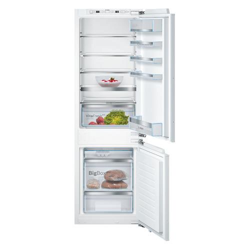 лучшая цена Встраиваемый холодильник BOSCH KIS86AF20R белый