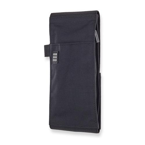 Фото - Органайзер для аксессуаров Moleskine ID Tool Belt Large тканевый черный органайзер для аксессуаров hammock черный черный