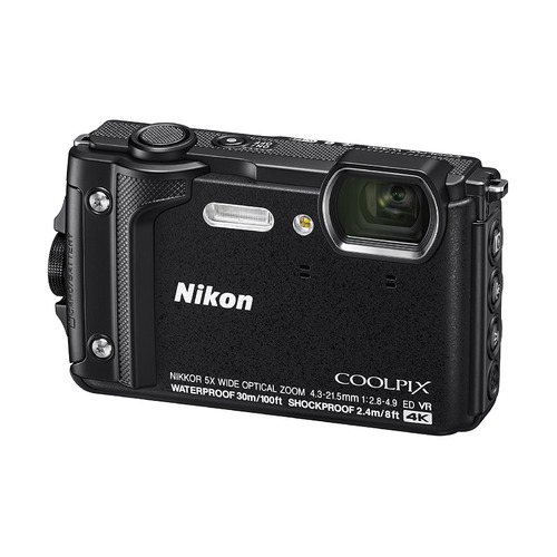 Цифровой фотоаппарат NIKON CoolPix W300, черный ru warehouse soocoo s100 4k sport sports camera 4k wifi built in gyro with gps extension gps model not include action cam