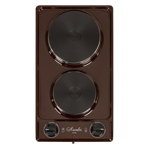 Фото - Плита Электрическая Лысьва ЭПБ 22 коричневый эмаль (настольная) электрическая плита лысьва эпб 22 вишневый