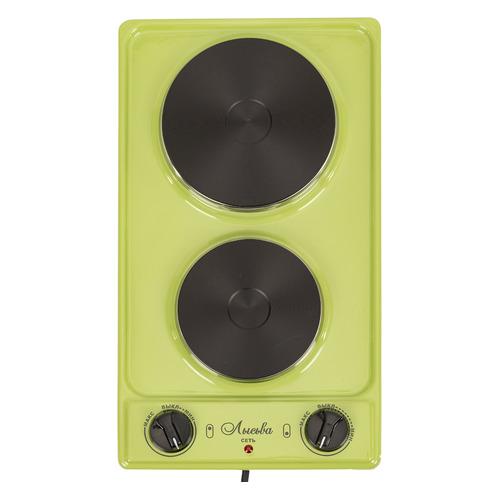 Фото - Плита Электрическая Лысьва ЭПБ 22 зеленый эмаль (настольная) электрическая плита лысьва эпб 22 вишневый