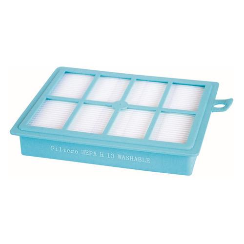 НЕРА-фильтр FILTERO FTH 01 W ELX, 1 шт., для пылесосов AEG, ARNICA, BORK, ELECTROLUX, PHILIPS